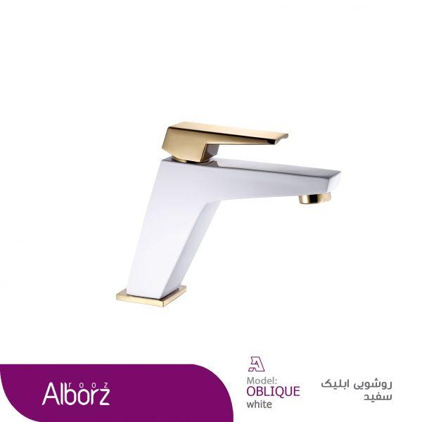شیر روشویی البرز روز مدل ابلیک